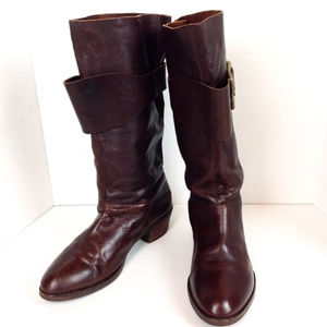Free People Brand Faryl Robin Riding Boots 8.5